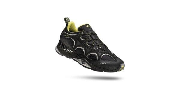Pánské multifunkční černostříbrné sportovní boty Tecnica