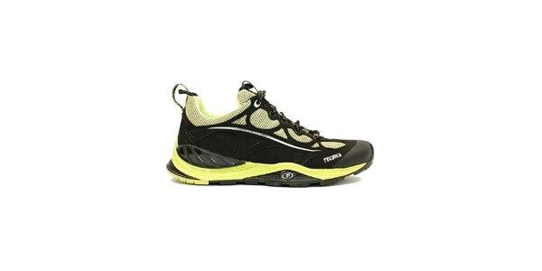 Dámské žlutočerné multifunkční sportovní boty Tecnica