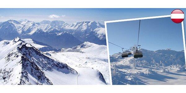 Lednová dovolená v Alpách pro 2 osoby na 2 noci