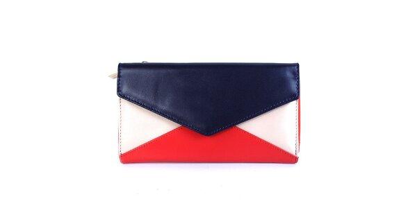 Dámská trojbarevná peněženka Belle & Bloom