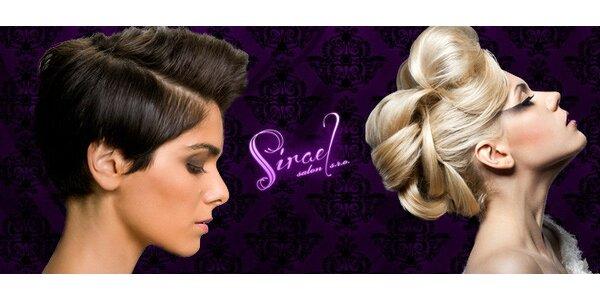 Kurz česání vlastních účesů v Salonu Sirael