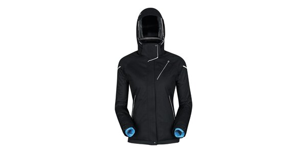 Dámská černá lyžařská bunda Husky