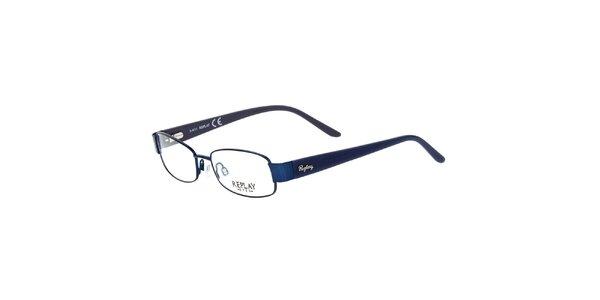 Dámské tmavě modré brýle Replay