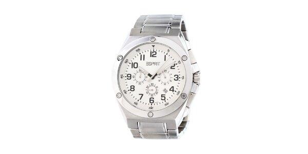 Pánské hodinky z nerezové oceli Esprit