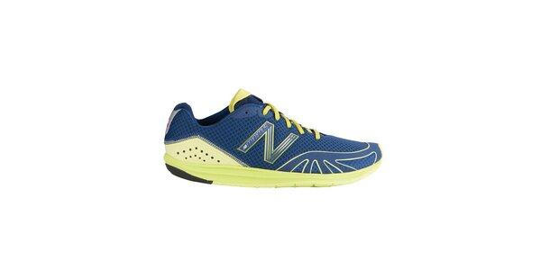 Pánské zeleno-modré běžecké boty New Balance