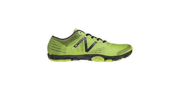 Dámské zelené běžecké boty New Balance