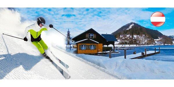 Lednové pobyty v penzionu v rakouských Alpách