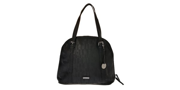 Dámská černá kabelka Elle