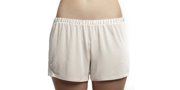 Dámské spací nohavičky světle růžové Les Affaires