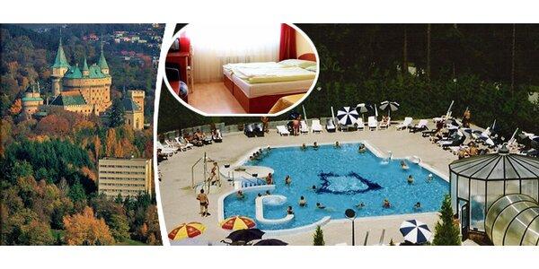 3 dny pro dva na Slovensku v hotelu Regia v blízkosti termálních lázní