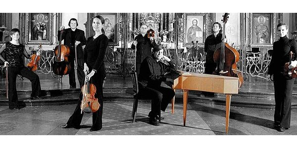 Vstupenky na vánoční koncerty v katedrále sv. Klimenta