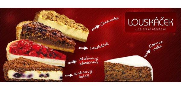 Legendární dort Louskáček i další vynikající varianty
