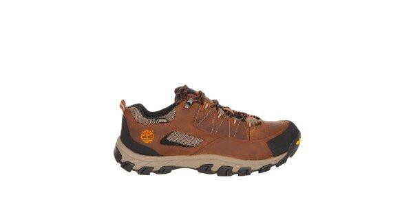 Pánské cihlové nízké trekové boty Timberland