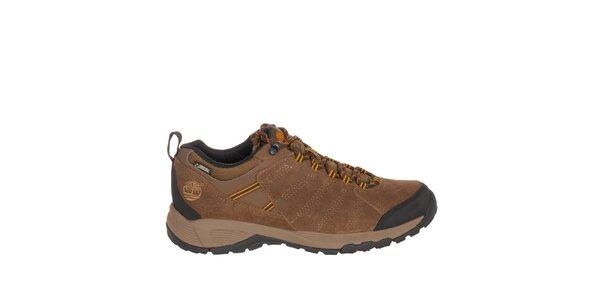 Pánské světle hnědé nízké boty Timberland