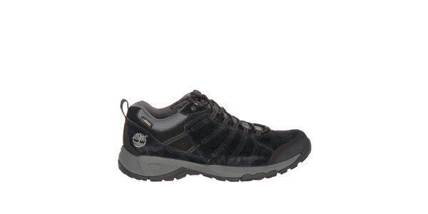 Pánské černé nízké trekové boty Timberland