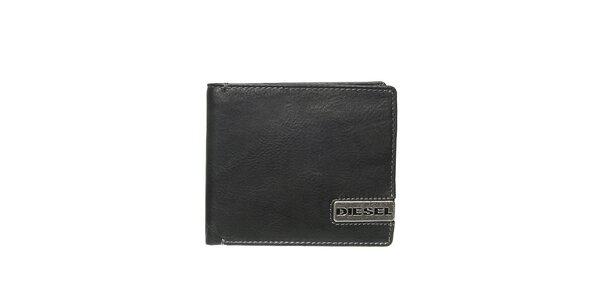 Černá unisex peněženka Diesel