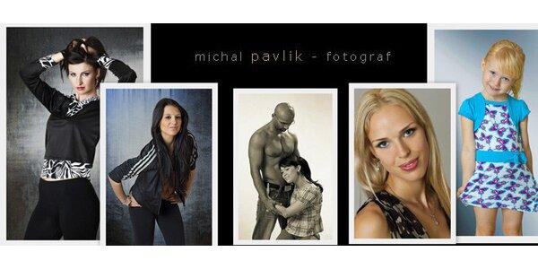 Focení u Michala Pavlíka jako skvělý dárek