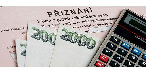 Zpracování daňového přiznání pro fyzické osoby