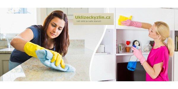 Úklid domácnosti i firmy od profesionálů