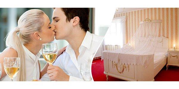 Valentýnský pobyt pro dvě zamilované duše