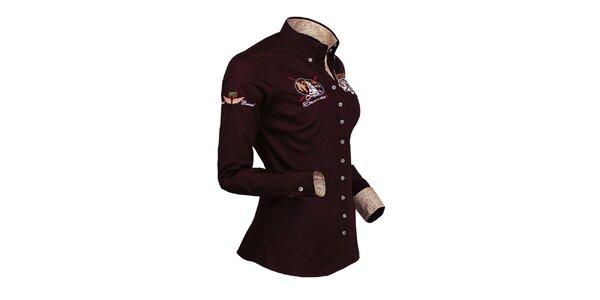 Dámská trendy jachtařská košile Pontto