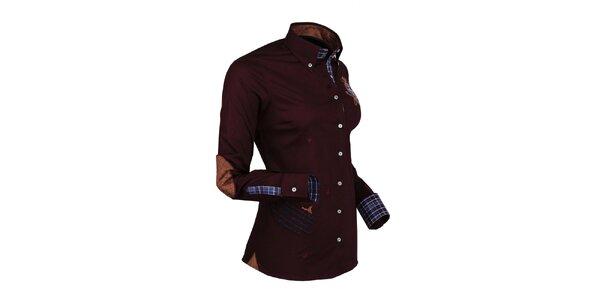 Dámská luxusní košile Pontto
