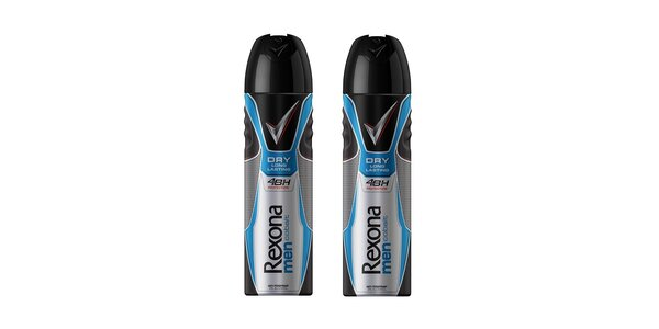 2xRexona Men deo spray Cobalt 150ml