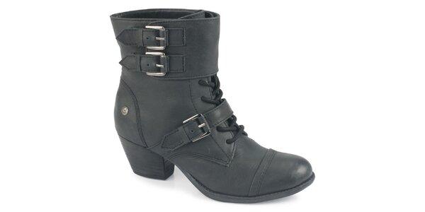 Dámské šněrovací kotníkové boty Blink