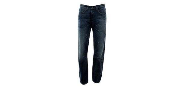 Dámské rovné modré džíny Big Star