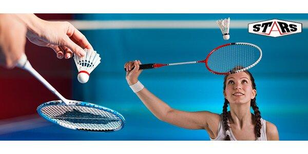 Permanentka na badminton s 9 vstupy