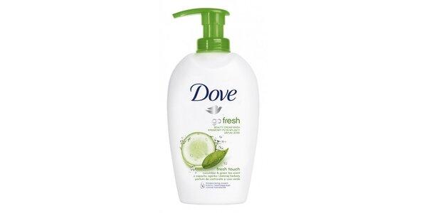 Dove tekuté mýdlo svěží dotek 250 ml
