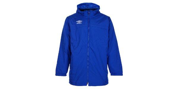 Pánská zářivě modrá bunda Umbro