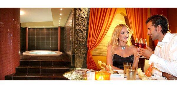 Valentýnský víkend pro DVA v hotelu Rusava*** v termínu 14.2. - 16.2.2014