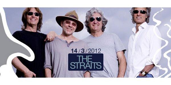 Koncert The Straits v Praze!