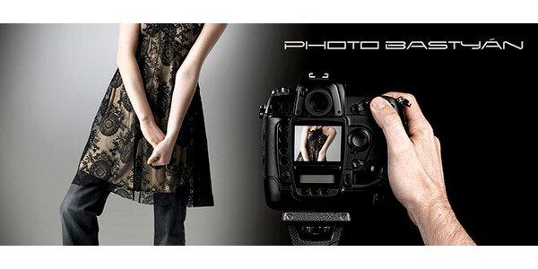 Praktický ateliérový kurz pro začínající i pokročilé fotografy