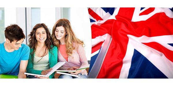 Týdenní intenzivní kurz angličtiny pro mírně pokročilé 03. 02. - 08. 02. 2014