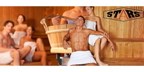 100 minut v privátní sauně STaRS Karviná