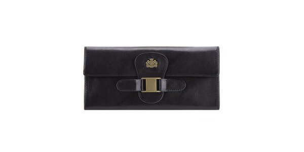 Dámská černá psaníčková peněženka Wittchen
