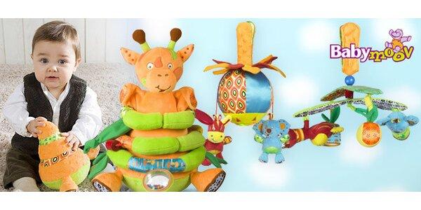 Výprodej! Atraktivní hračky Babymoov pro děti