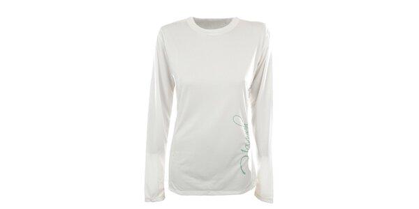 Dámské krémově bílé funkční tričko Hannah