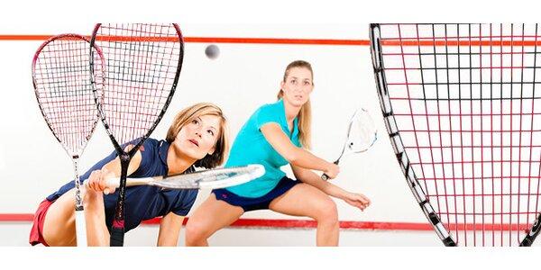 Squashová raketa Davies Carbon