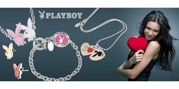 Luxusní šperky Playboy v dárkovém balení - ideální dárek na Valentýna