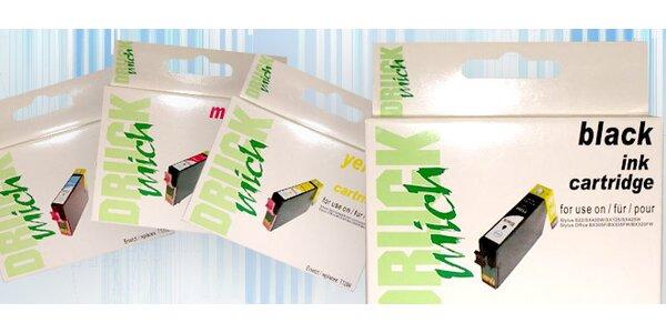 Inkoustové cartridge pro tiskárny Epson