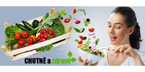 Farmářská bedýnka - 6 kg čerstvé zeleniny a ovoce