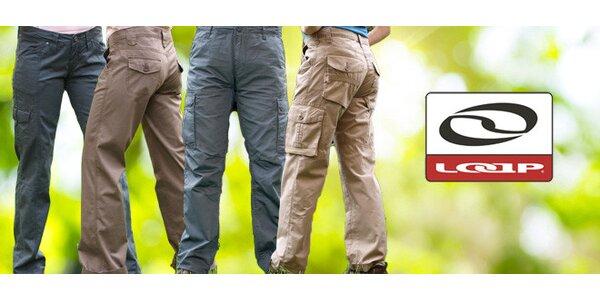 Dámské či pánské kalhoty LOAP do přírody
