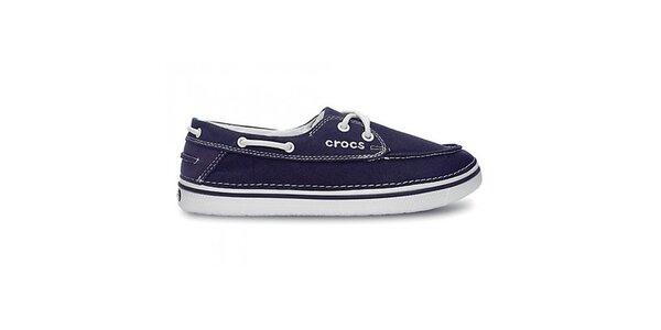 Dámské tmavě modré tenisky Crocs
