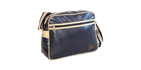 Tmavě modrá taška přes rameno Dunlop