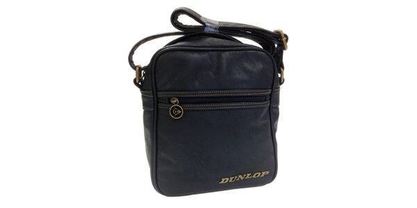 Větší černá taška přes rameno Dunlop