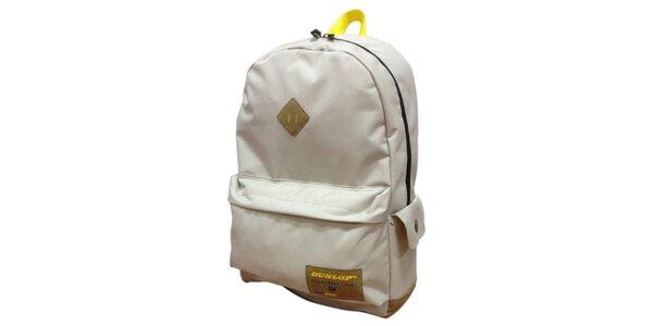 Světle béžový batoh Dunlop