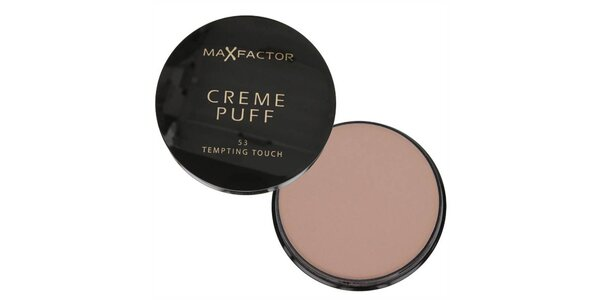 MF Creme Puff Refill 53 Tempting Touch, pudr